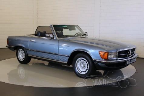 Mercedes-Benz SL 280 1978 a vendre