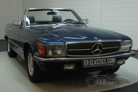 Mercedes Benz 280SL cabriolet 1985  a vendre