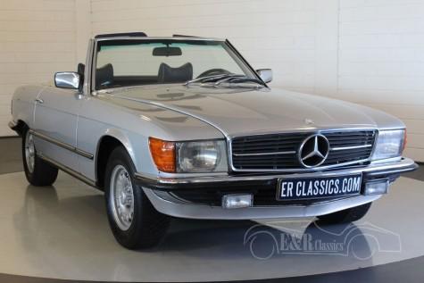 Mercedes-Benz 280 SL 1978 Cabriolet a vendre