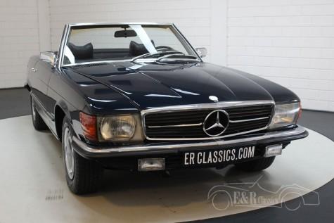 Mercedes-Benz 350SL Cabriolet 1971 a vendre