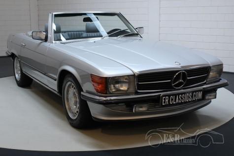 Mercedes-Benz 350SL Cabriolet 1972 a vendre