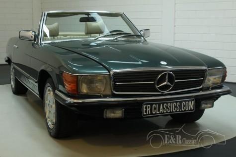 Mercedes Benz 350SL 1979  a vendre