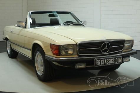 Mercedes-Benz 380 SL 1984  a vendre