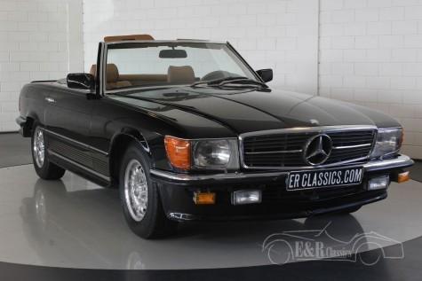 Mercedes-Benz 380 SL Cabriolet 1985 a vendre