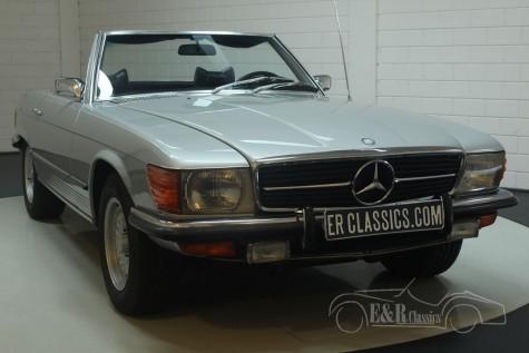 Mercedes-Benz 450SL cabriolet 1972 a vendre