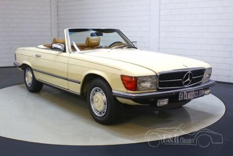Mercedes Benz 450 SL a vendre