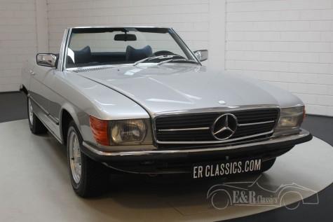 Mercedes-Benz 450 SL 1978  a vendre