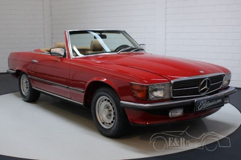 Mercedes-Benz 450SL 1980  a vendre