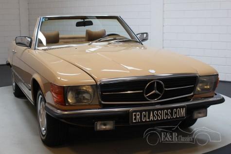 Mercedes-Benz 450SL Cabriolet 1979  a vendre