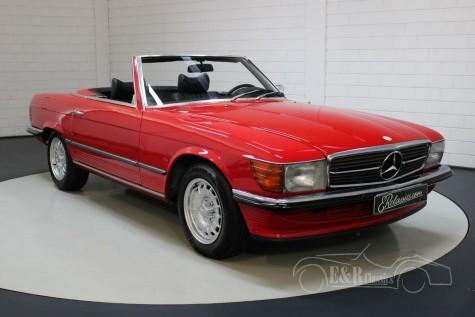Mercedes-Benz 450SL 1974 a vendre