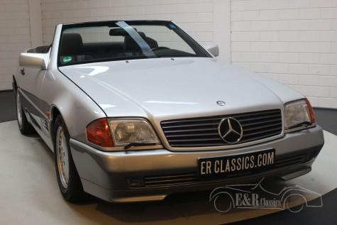 Mercedes 500 SL 1991 a vendre