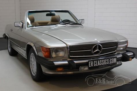 Mercedes-Benz 560 SL Roadster 1986 a vendre