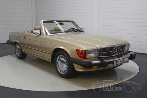 Mercedes-Benz 560 SL Cabriolet  a vendre