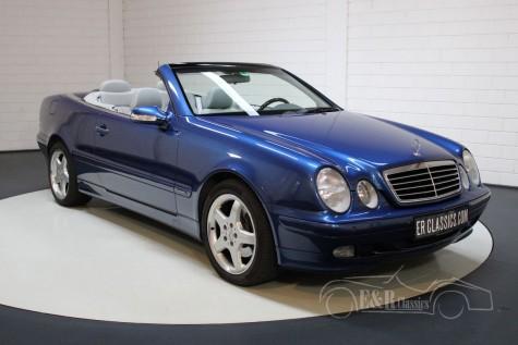 Mercedes-Benz CLK 200 a vendre