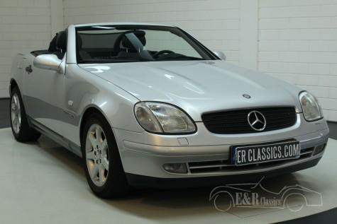 Mercedes Benz SLK 230 compressor  a vendre