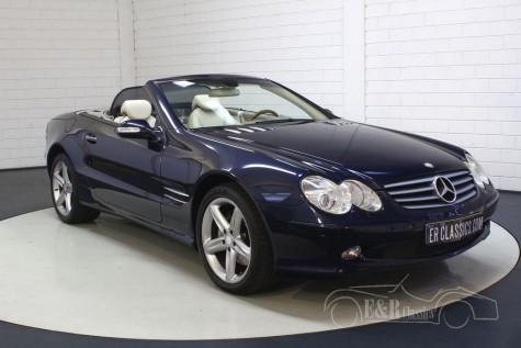 Mercedes-Benz SL 500 a vendre