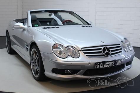 Mercedes-Benz SL 55 AMG 2003 a vendre