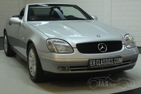 Mercedes Benz SLK 200 cabriolet 1999  a vendre
