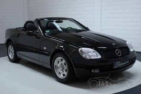 Mercedes-Benz SLK200 1999  a vendre