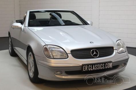 Mercedes-Benz SLK200 2000 a vendre