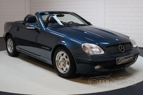 Mercedes-Benz SLK 200 2000 a vendre