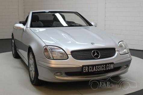 Mercedes-Benz SLK 200 2001 a vendre