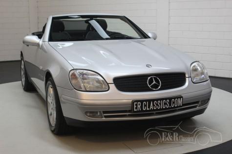 Mercedes-Benz SLK 200 2002  a vendre