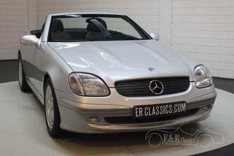 Mercedes-Benz SLK 200 2003 a vendre
