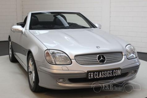 Mercedes-Benz SLK 200 Kompressor 2003 a vendre