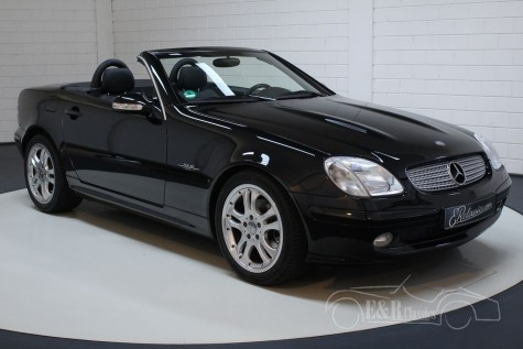 Mercedes-Benz SLK 200 Final Edition 2003  a vendre