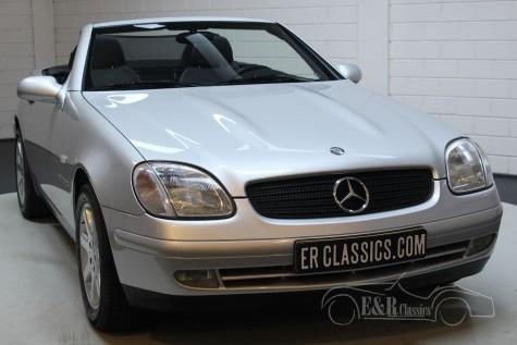 Mercedes-Benz SLK 230 1997  a vendre