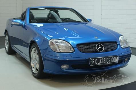 Mercedes-Benz SLK 230 cabriolet 2000 a vendre