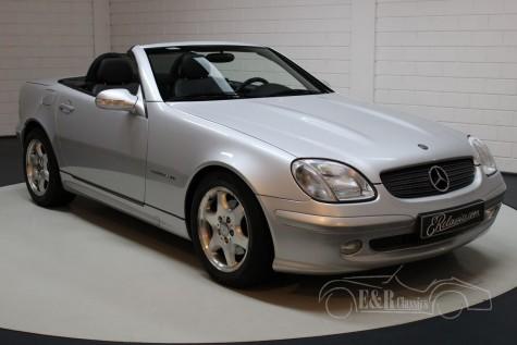 Mercedes-Benz SLK 230 2000 a vendre