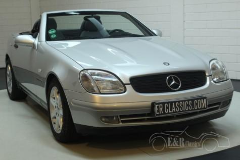Mercedes Benz SLK230 2000  a vendre