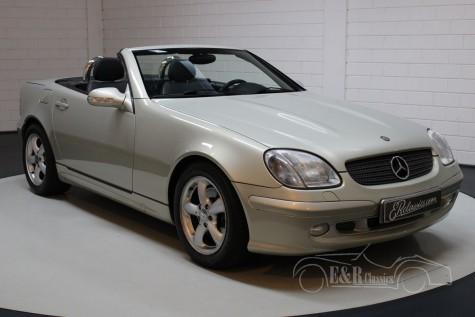 Mercedes-Benz SLK 320 2000 a vendre