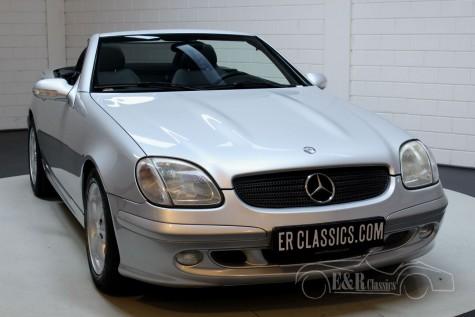 Mercedes Benz SLK 320 2001 a vendre