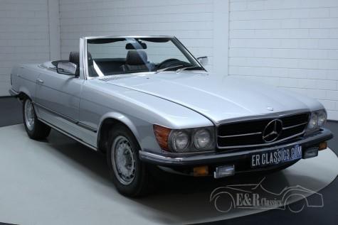 Mercedes-Benz 280SL cabriolet 1984 a vendre
