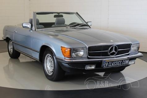 Mercedes-Benz 280 SL Cabriolet 1983 a vendre