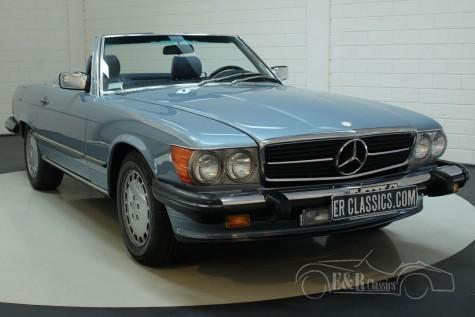 Mercedes-Benz 560 SL 1988 a vendre