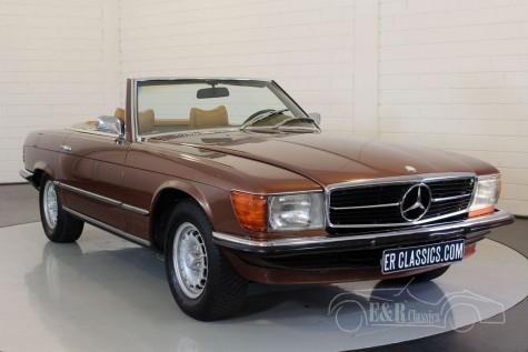 Mercedes-Benz 350SL 1972  a vendre