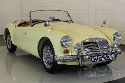 MG A 1600 cabriolet 1959  a vendre