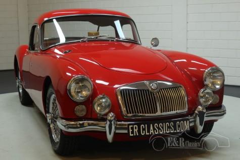 MGA 1600 Coupe 1961  a vendre
