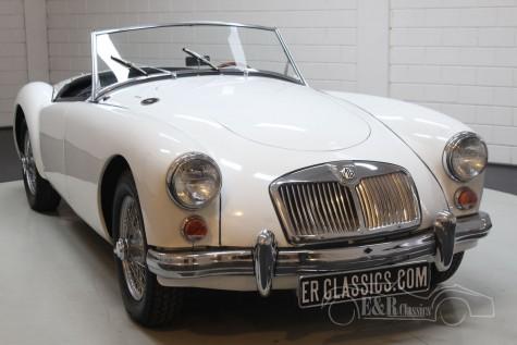 MGA Cabriolet 1961  a vendre