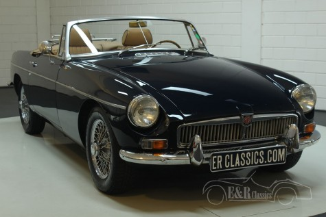MG B cabriolet 1963  a vendre