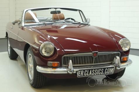 MGB Cabriolet 1976  a vendre