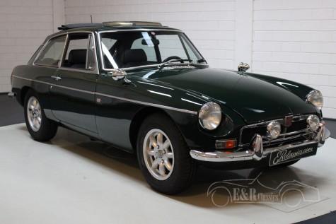 MG B GT 1973 a vendre
