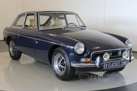 MG MGB GT Coupe 1972  a vendre