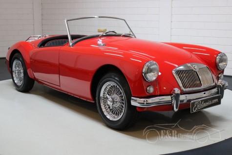 MG MGA 1955 a vendre