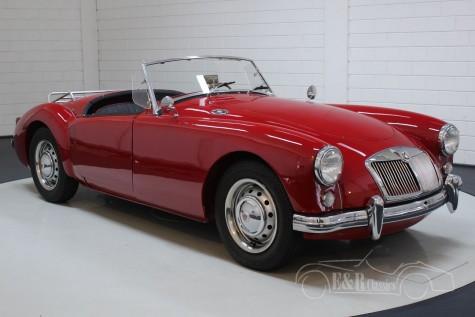 MG MGA 1957  a vendre