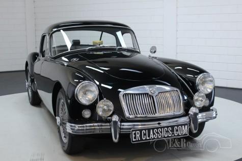 MGA 1500 Coupe 1957 a vendre